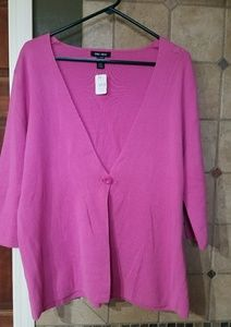 Tops - Pretty pink cardigan